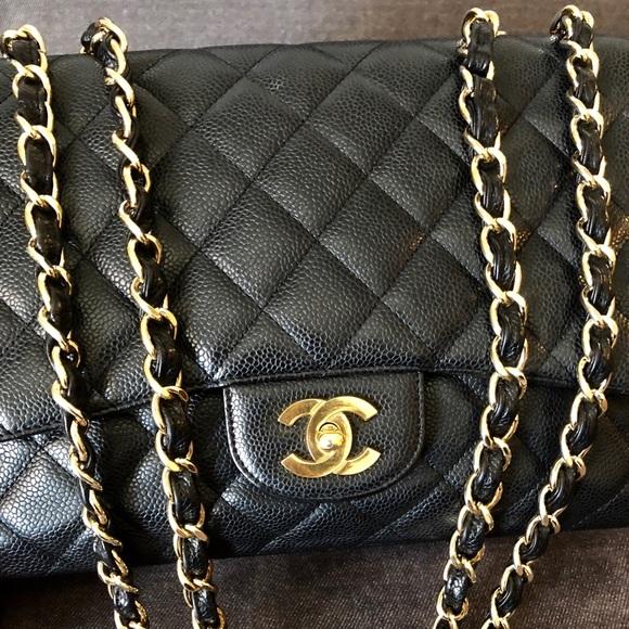 c664caa1a57a CHANEL Handbags - 100% Authentic Chanel 2.55 Classic bag